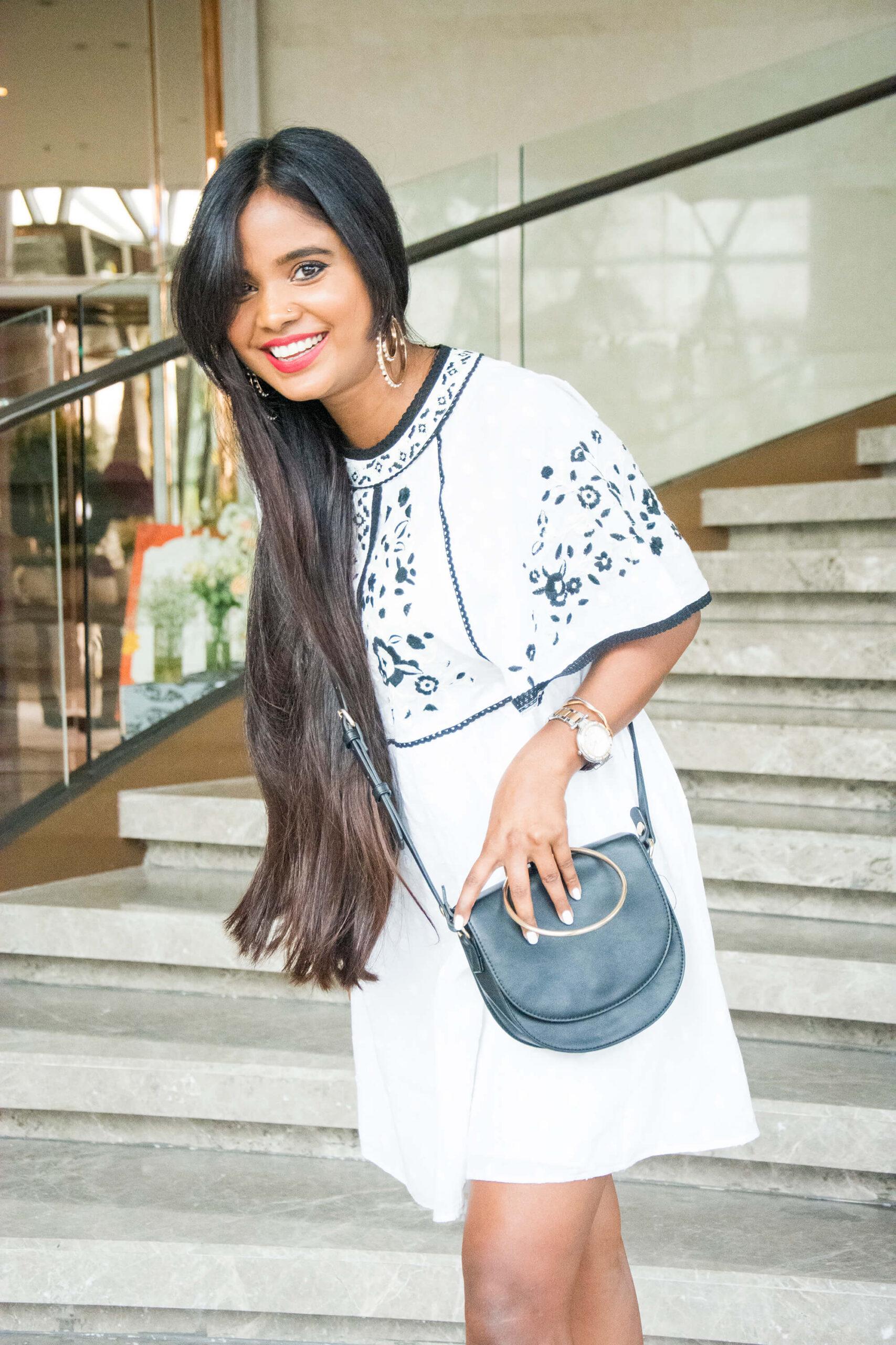 best flowy white summer dress
