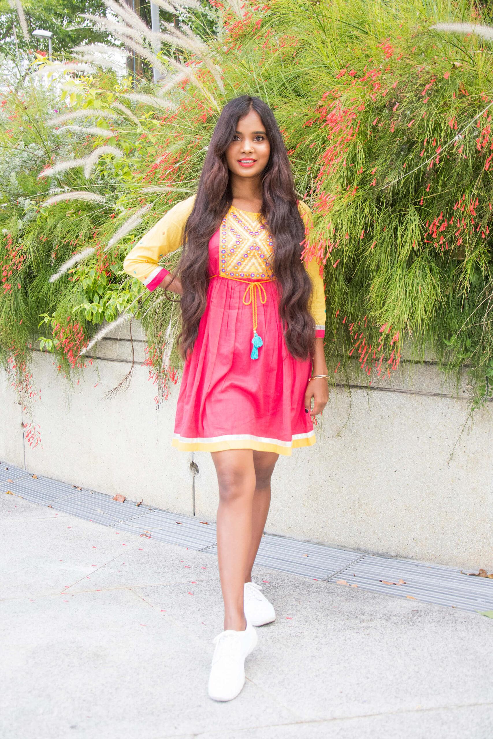 tunic summer dress